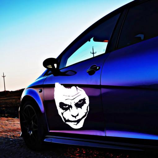 Sticker Auto Joker 2