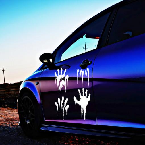 Set stickere auto Hands