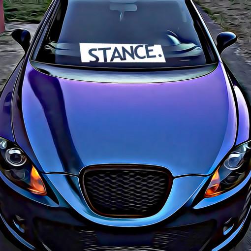Sticker Auto Stance 2
