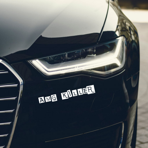 Sticker auto AMG Killer