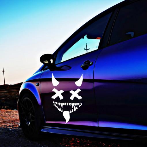 Sticker Auto Demon