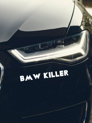 Sticker auto BMW Killer 2