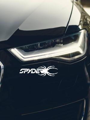 Sticker auto Spyder