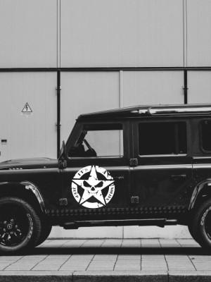 Sticker Jeep Nation