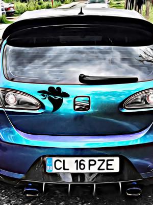 Sticker Auto Bandit