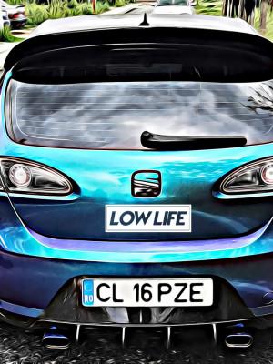 Sticker Auto Low Life