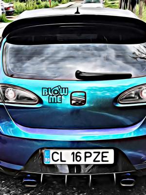 Sticker Auto Blow