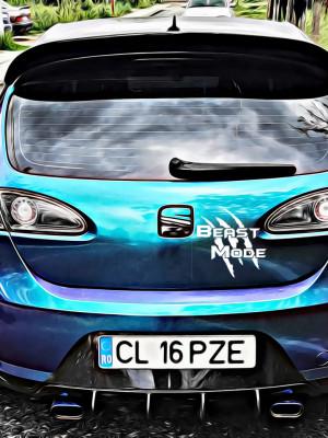 Sticker Auto Beast