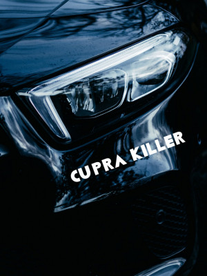 Sticker auto Cupra Killer 2