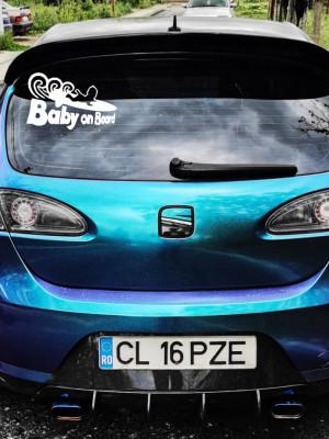 Sticker auto Baby on Board 2