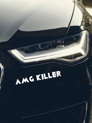 Sticker auto AMG Killer 2