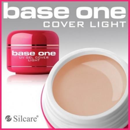 Gel UV de Constructie Base One Cover Light 15gr