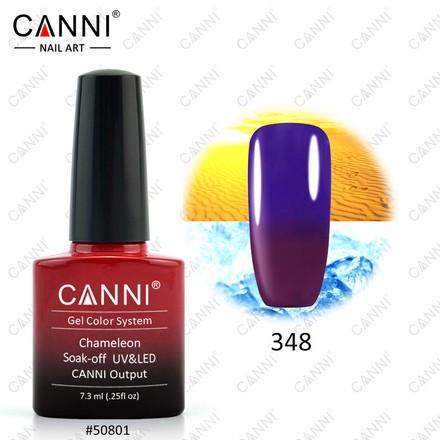 Oja Semipermanenta CANNI Cameleon 348
