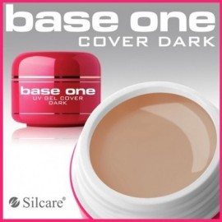 Gel UV de Constructie Base One Cover Dark 15gr
