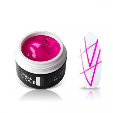 Gel UV Spider-Geometric Silcare Pink 5g