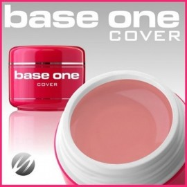 Poze Gel UV de Constructie Base One Cover 15gr