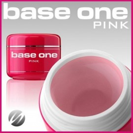 Poze Gel UV de Constructie Base One Pink 15gr