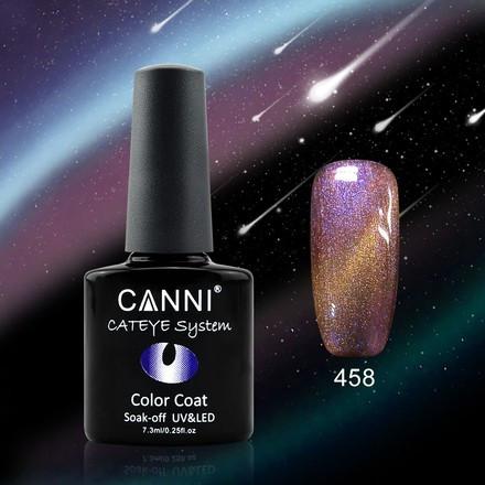 Oja Semipermanenta Cameleon Cat Eyes CANNI 458