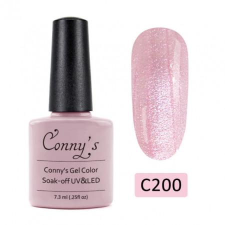 Oja Semipermanenta Soak Off Conny's 7.3ml C200