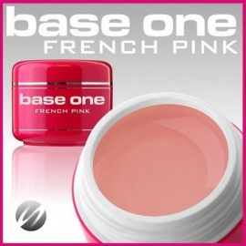 Poze Gel UV de Constructie Base One French Pink 15gr