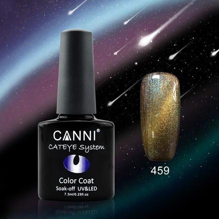 Oja Semipermanenta Cameleon Cat Eyes CANNI 459