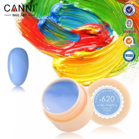 Gel color CANNI 5ml 620