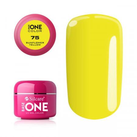 Gel UV Color Base One 5g Sunflower-yellow-75