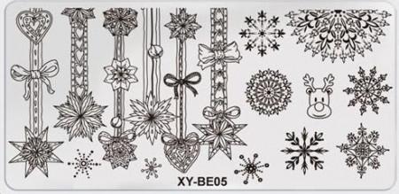 Matrita metalica model XY-BE-05