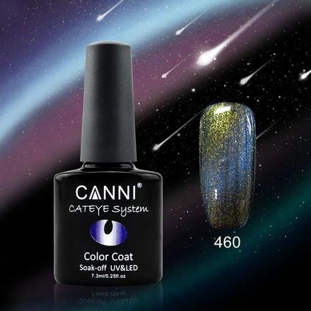 Oja Semipermanenta Cameleon Cat Eyes CANNI 460