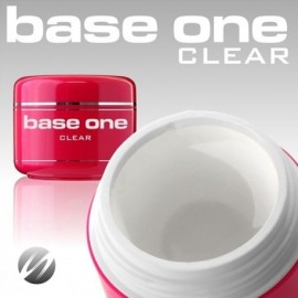 Poze Gel UV de Constructie Base One Clear 15gr