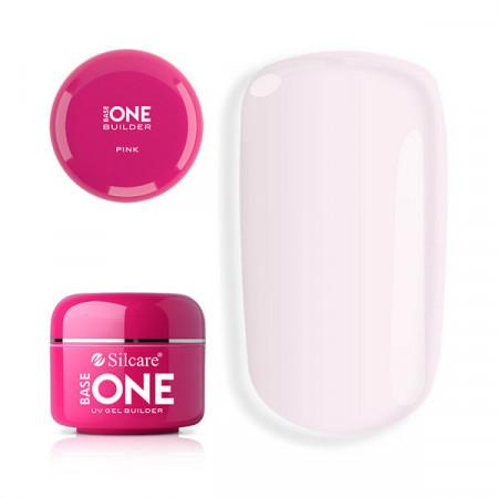 Gel UV de Constructie Base One Pink 100gr