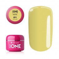 Gel UV Color Base One 5g Pastel 01 Yellow