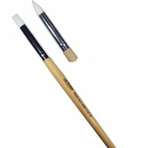 Pensula Nail Art cu Varf de Silicon nr 5