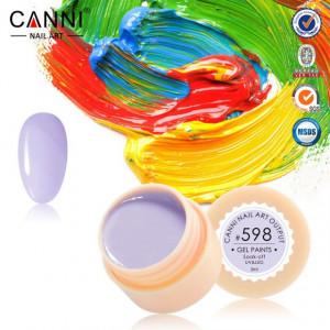 Gel color CANNI 5ml 598