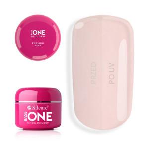 Gel UV de Constructie Base One French Pink 50gr