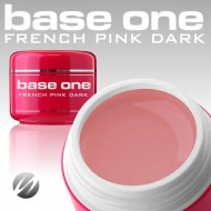 Gel UV de Constructie Base One Dark French Pink 15gr