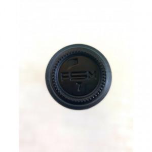 Top Coat FSM RUBBER SOFT MATT 15ml (cu stanta fsm pe fundul sticlutei)