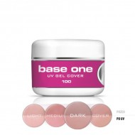 Gel UV de Constructie Base One Cover Dark 100gr