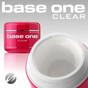 Gel UV de Constructie Base One Clear 15gr