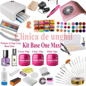 Kit unghii cu gel Base One Maxi