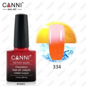 Oja Semipermanenta CANNI Cameleon 334