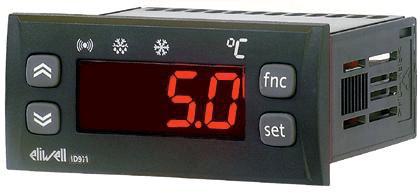 Controler ID971 PTC 12V W/P