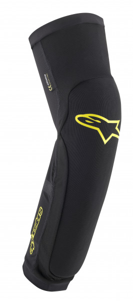 Protectii Genunchi/Tibie Alpinestars Paragon Plus Black Acid Yellow XS