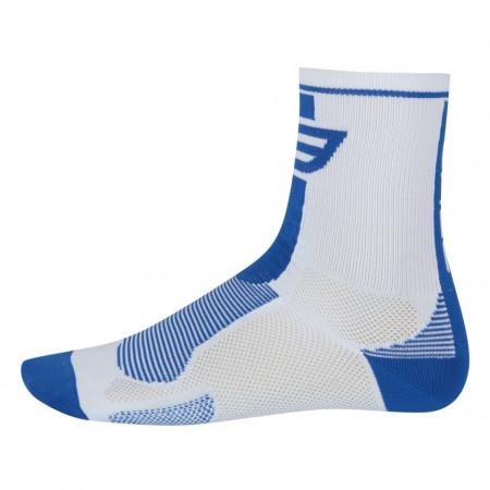 Sosete Force Long alb/albastru L-XL