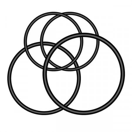 Varia universal mount o-rings