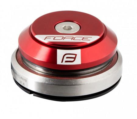 Cuvetarie Force Taper integrata 1.1/8-1.1/2 rosie