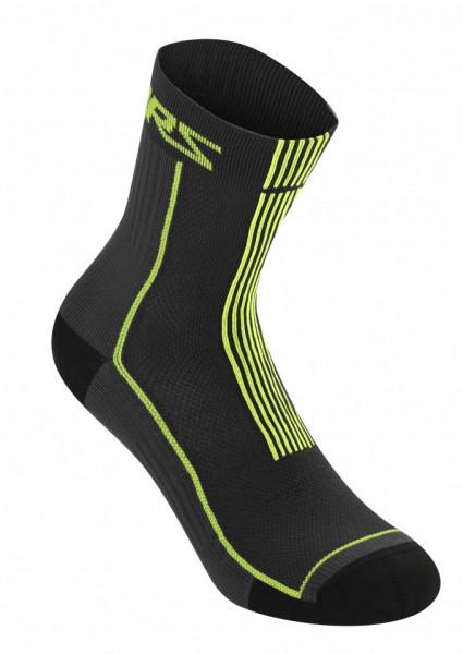 Sosete Alpinestars Summer Socks 15 Black / Acid yellow L