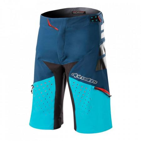 Pantaloni scurti Alpinestars Drop Pro poseidon blue/atoll blue 30