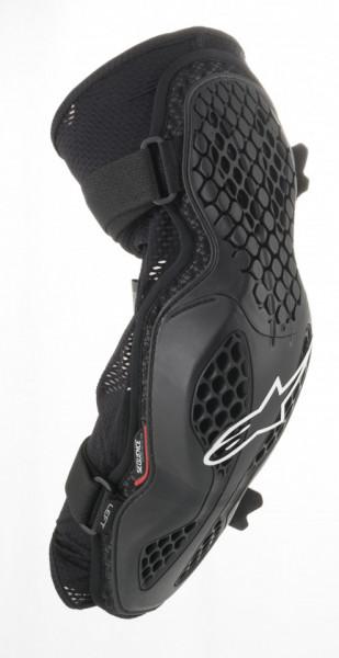 Protectii cot Alpinestars Bionic Pro Negru/Rosu S/M
