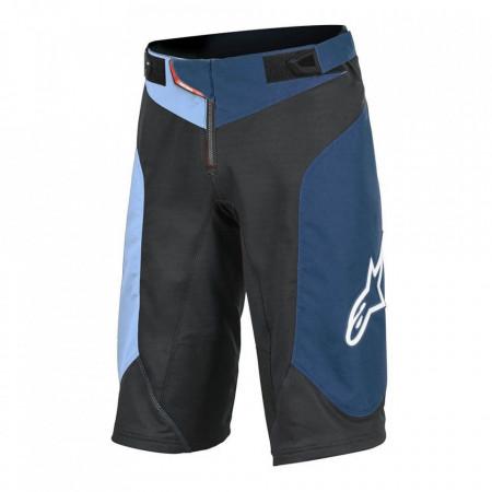 Pantaloni scurti Alpinestars Vector black/atoll blue 30